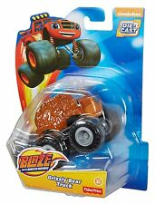 Blaze and the Monster Machines Diecast Vehicle - Grizzly Bear Truck  *BRAND NEW*