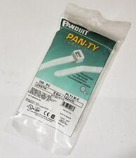 d667cbcc97d6 Panduit Cable Ties 5.6inch PLT1.5I-C PAN-TY Natural Nylon 6.6