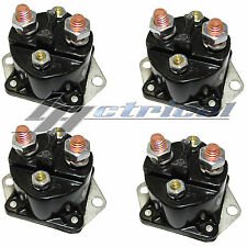 FOUR (4) NEW WINCH HD SOLENOID For WARN 72631 28396 SWITCH RELAY XD9000i 9.5ti