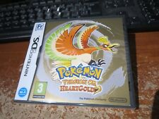 Pokemon: Version Or (Heartgold) -french    Nintendo DS - Game
