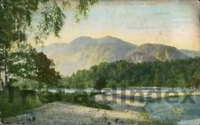 LOCH KATRINE Loch Katrine Postcard nr Glasgow STIRLINGSHIRE W.R. & S.