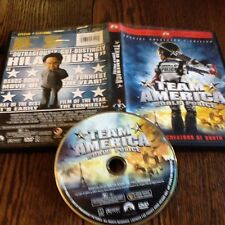 Team America (DVD, 2005, Full Screen Collection) USED COMEDY FREE USA SHIPPING