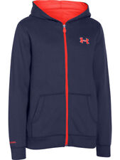 Under Armour Kid's UA Storm Charged Cotton Transit Hoodie - YMD (9-10) - Navy