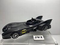 DC BATMAN TURBINE BATMOBILE CAR TOYBIZ 1989 - Vintage - 🔥
