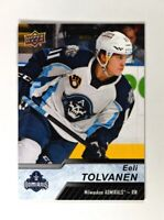 2018-19 18-19 UD Upper Deck AHL Base Short Print #130 Eeli Tolvanen SP