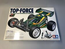 Tamiya Vintage 58100 Top Force MINT Condition NEW RC KIT NIB Original Rare