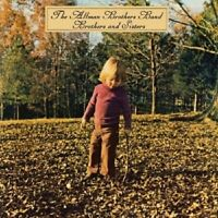 THE ALLMAN BROTHERS BAND - BROTHERS AND SISTERS  CD  7 TRACKS  ROCK & POP  NEU