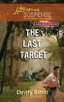 Last Target Mass Market Paperbound Christy Barritt