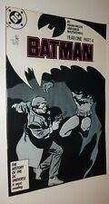 BATMAN #406 YEAR ONE PART 4 NM 9.4  1987