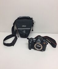 Sony Alpha A900 Full Frame Digital SLR Camera Body N50 & Carrying Bag