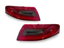 *DEPO 997 OEM LOOK 1998-2004 PORSCHE 911 996 CARRERA LED RED/SMOKE TAIL LIGHT