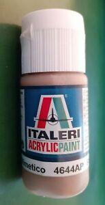 Colori Modellismo ITALERI 20 ml Acril. FLAT BRUNO MIMETICO 4644AP F.S. 30140
