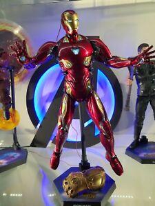 Hot toys iron man mark 50