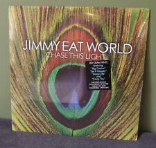 """Jimmy Eat World """"Chase This Light""""LP OOP Sealed The Get Up Kids Braid Jim Adkins"""