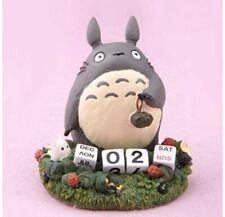 Studio Ghibli My Neighbor Totoro Figure Perpetual Calendar