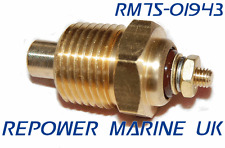 "1/2"" Npt Water Temp Sender for Mercruiser, Omc, Crusader, 97258A1"