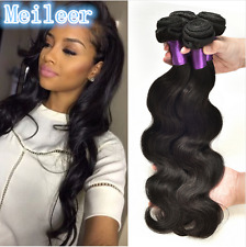 100% Peruvian 3Bundles 150g Boay Wave Hair Human Virgin Hair  Bundles Hair Wefts