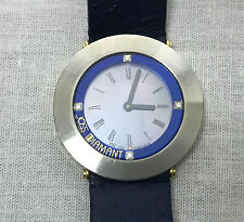Joss Diamant Ladies Swiss Made Watch with Diamonds, Mother-of-Pearl Face - Rare