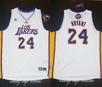 993353aceea Kobe Bryant Los Angeles Lakers Men s NBA Latin Nights Adidas Swingman Jersey  2XL