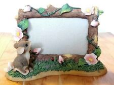 Charming Tails Photo Frame Office Gifts 93/304 Fitz & Floyd Adorable