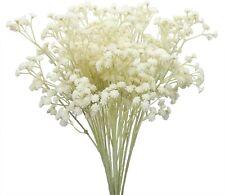 10pcs Babies Breath Flowers Artificial Gypsophila Bouquets Real Touch Flowers