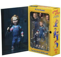 15 CM Chucky Doll Ultimate Child's Play Good Guys Action Figure New Toy Gift