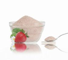1kg Erdbeer Zucker,Zuckerwattezucker,bunter Aromazucker für Zuckerwatte,Popcorn