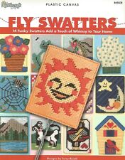 Fly Swatters Plastic Canvas Patterns 14 Designs The Needlecraft Shop 845508