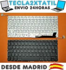"""TECLADO PARA APPLE MacBook Pro 15"""" Unibody A1286 AÑO (2009-2012) ESPAÑOL NUEVO"""