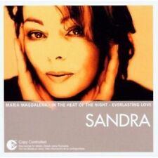 Sandra: Essential CD 18 tracks international disco pop best of/Compilation NEUF