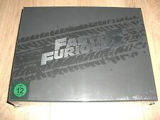 Fast & Furious 5 Blu-Ray Limited Collector´s Box inkl. Schlüsselanhänger NEU