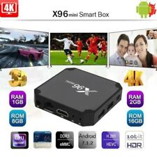 X96 Mini 4K TV Box Android 7.1.2 Internet Home Media Player 2.4GHz WiFi 8/16G