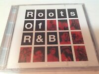 Roots Of R&B Ray Charles Aretha Franklin Wilson Pickett Otis Redding CD NEW