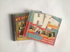 CD Hit Connection (Lot 13) 2 CD's