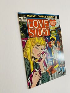 Our Love Story #23 - Marvel 1973 Stan Lee Buscema Colan NM 9.4