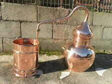 Premium Copper Moonshine and Whiskey Alembic Still 20 L - 5 Gallon