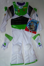 NWT Disney Store Toy Story Buzz Lightyear Costume & Goggles L 10