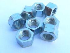 """Triumph Cylinder Barrel Base Nuts (Set of 8) 3TA 5TA T100A BZP HT CEI 3/8"""""""