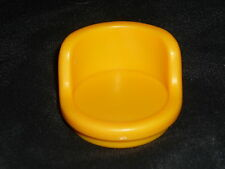 Fisher Price Little People Orange CHAIR for Table
