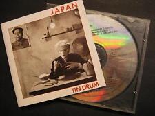 """JAPAN """"TIN DRUM"""" - CD - DAVID SYLVIAN"""