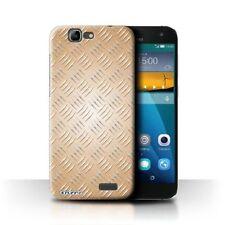 Étuis, housses et coques Huawei en métal pour téléphone mobile et assistant personnel (PDA)