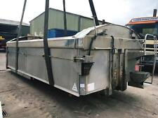 PPG ALLOY INSULATED TIPPING BODY, REMOVED FROM MAN, TIPPING RAM, TRUCK/LORRY