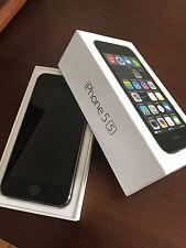 Apple iPhone 5s - 16GB - Space Gray (Verizon) Smartphone UNLOCKED!