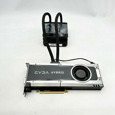 EVGA GeForce GTX 1070 HYBRID GAMING, 8GB GDDR5, LED, All-In-One, Graphics Card