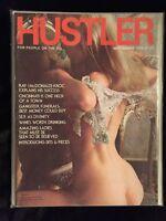 September 1974 Hustler Magazine Vintage issue number 3