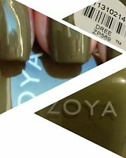 NEW Zoya  Nail Polish Lacquer  15ml *DREE* Free And Safe Postage