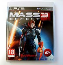 MASS EFFECT 3 - jeu pour Sony PS3 - VF - Game for Playstation 3 / French version