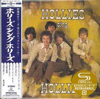 THE HOLLIES-THE HOLLIES SING THE...-JAPAN MINI LP SHM-CD BONUS TRACK Ltd/Ed F30