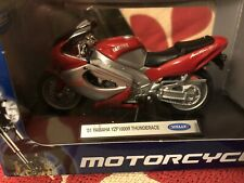 Yamaha Thunderace die-cast model motorbike