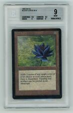 ***1x BGS 9 Beta Black Lotus*** MTG Beta Graded Power 9 -Kid Icarus-